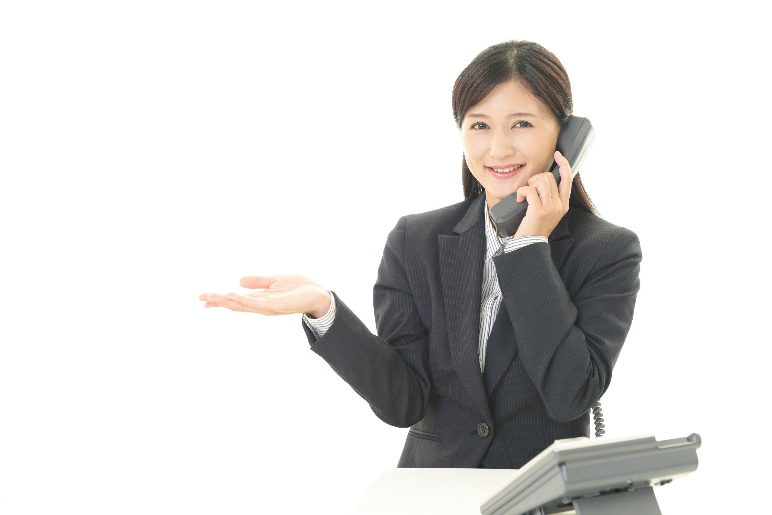 【北海道】2021年12月開催 電話応対技能検定<br>(もしもし検定)2級検定のご案内
